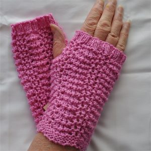 MB330 Fingerless Mittens