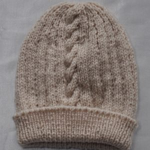 beanie - cable